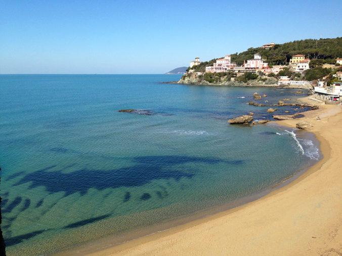 belle spiagge della costa degli etruschi