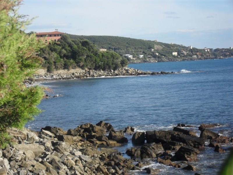 Castiglioncello  Appartamento in villa sul mare con piscina