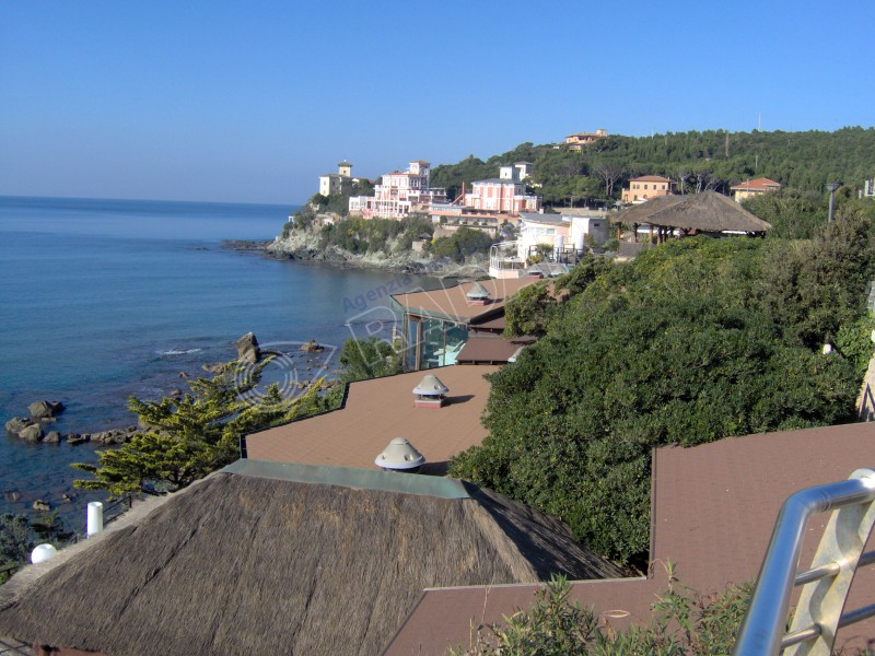 Castiglioncello  Villetta/Villa Prestigiose proprietà sul mare