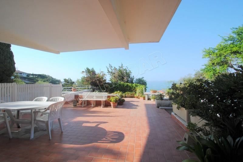 Castiglioncello  Villetta/Villa fronte mare - splendida vista