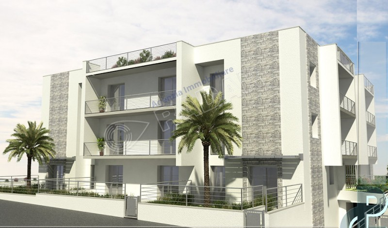 Castiglioncello  Two-bedroom-apartment Residential complex of new construction - 40 mt from the sea