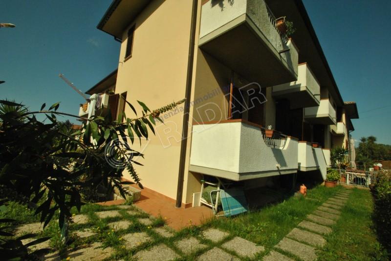 Rosignano Solvay  Bilocale con giardino in zona residenziale