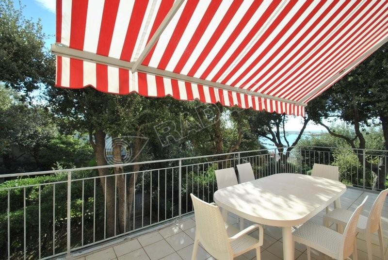 Castiglioncello  Appartamento in villetta con terrazza vista mare
