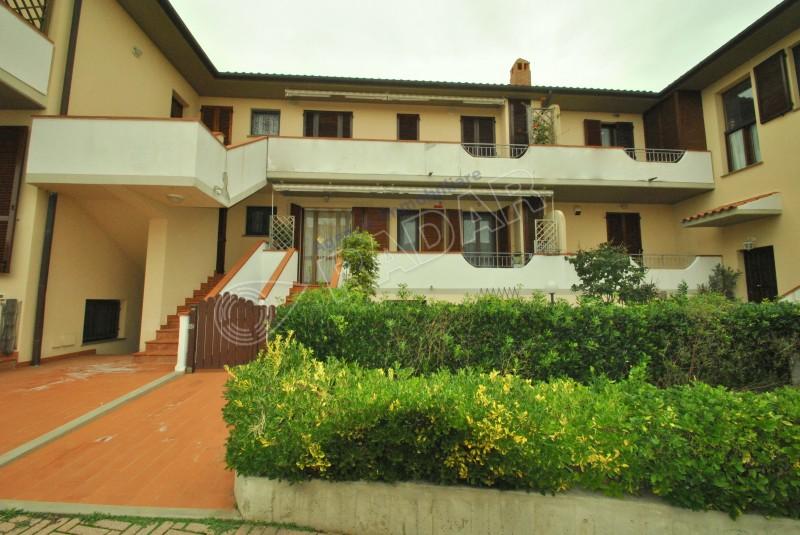 Rosignano Solvay  Appartamento bilocale con taverna e giardino privato