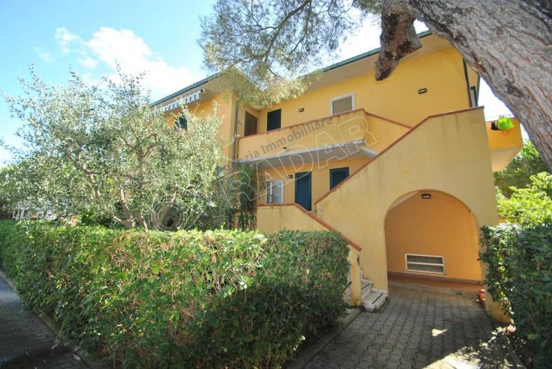 Castiglioncello  Appartamento con giardino, zona residenziale Le Spianate