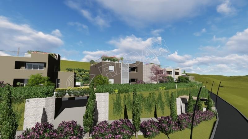 Rosignano Solvay  Appartamento in costruzione in bifamiliare con garage/taverna