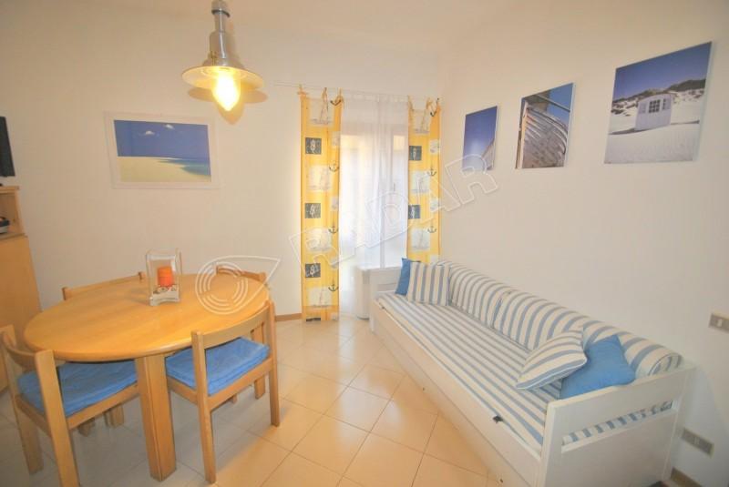 Castiglioncello  Ein-Schlafzimmer-Wohnung am erste Stock -30 Meters von Meer entfernt