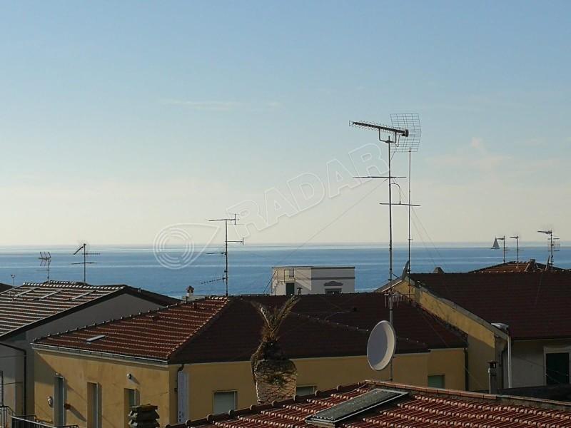 Castiglioncello  Appartamento con vista mare e posto auto