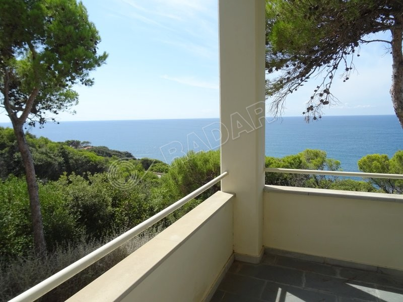 Castiglioncello  luxury villa  with sea view, swimming pool and large surrounding park