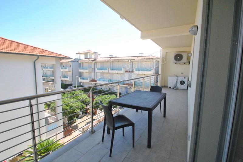 Castiglioncello  Appartamento sul mare con ampia terrazza, doppi servizi e posto auto