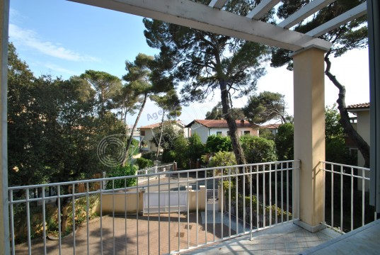 apartment 30 meters from the sea - new construction in Castiglioncello- Tuscany